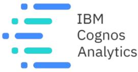 IBM Cognos logo, trademark estudios de mercado utilizando
